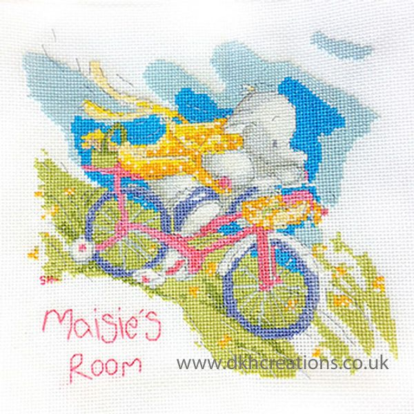 Humphreys Corner Through The Buttercups Cross Stitch Kit